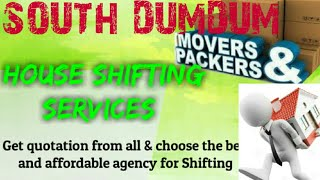 SOUTH DUMDUM     Packers & Movers ~House Shifting Services ~ Safe and Secure Service  ~near me 1280x