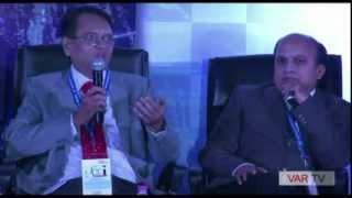 12th Star Nite Awards 2013 - Panel Discussion: Nalin R Patel, President AIT, Bangaluru