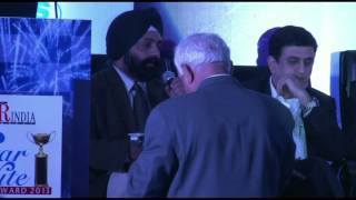 Mr. Gurpreet Malik, Country Retail Head, PPS  at Star Nite Award 2013