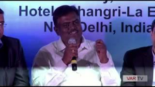 Mr. K Mohan Raja, GGM, Railtel at Panel Discussion of IT Forum 2014
