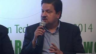 Sanjay Pradhan, MD, Max Secure shares his view on Panel Discussion