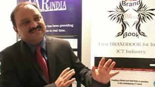 Prashant Prakash, CEO, Global Infonet Distribution Pvt. Ltd. at  Star Nite Award