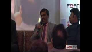 Mr. Arun Kumar Dey at Panel Discussion of 7th OITF 2015