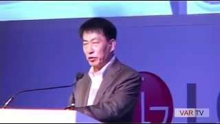 Soon Kwon, Managing Director, LG Electronics India