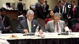 EAM Jaishankar meets Foreign Ministers of G4 countries