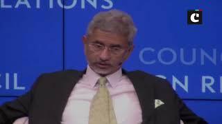Secularism is not under threat in India: EAM Jaishankar