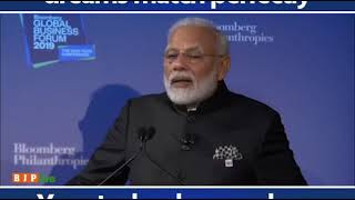 Your scale and our skills can speed up global economic growth: PM Modi