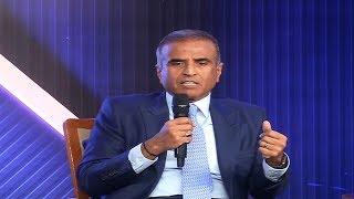 Sunil Mittal calls on govt to become big enabler, save 'national assets' | ET CEO Roundtable