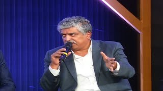 Govt should revive credit to small businesses, says Nandan Nilekani | ET CEO Roundtable