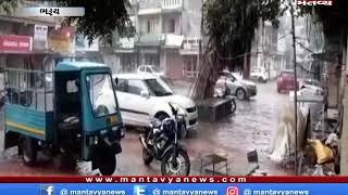 Bharuchમાં લાંબા વિરામ બાદ ફરી વરસાદ શરૂ