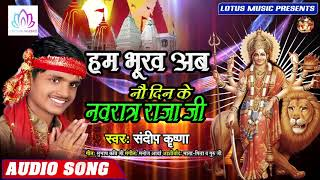 #Sandeep Krishna - हम भुखब नवरात्र राजा जी | Hum Bhukhab Navratra Raja Ji | New Devi Geet 2019