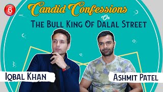 Ashmit Patel & Iqbal Khan's Candid Confessions About Their Web Show The Bull King Of Dalal Street