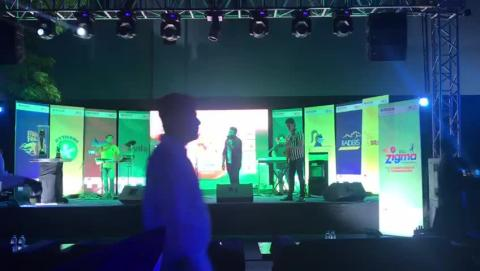 Watch Ek Ajnabee Haseena Se Song - Live Performance By Rehnuma Band at Inauguration of Doxa Cricket League 4.0 Video
