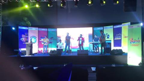 Watch Bulleya Song - Live Performance By Rehnuma Band at Inauguration of Doxa Cricket League 4.0 Video
