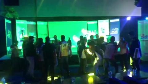 Full Enjoy on DJ Songs at Inauguration of Doxa Cricket League 4.0 - Part 4