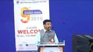 Speech at 9th Pharmavision 2019