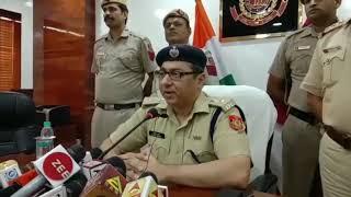 #Badli gang arrested by delhi police... बादली थाना पुलिस ने लूटपाट करने वाले गिरोह का किया भंडाफोड़।