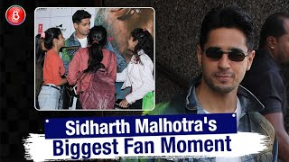 Sidharth Malhotra Has A Huge Fan Moment At The Marjaavaan Trailer Launch | Riteish Deshmukh