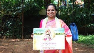 Telangana First Day Bathukamma 2019 Celebrations | Kavitha releases Bathukamma Sambaralu 2019 Poster