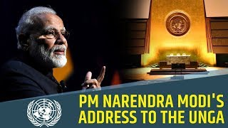 PM Shri Narendra Modi's address to the United Nations General Assembly in New York, USA