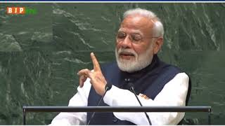 India's contribution to global warming has been very small on per capita emission basis: PM Modi