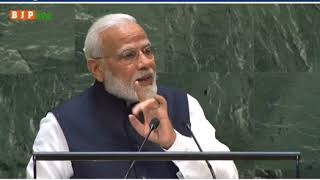 India as a country has made the biggest sacrifice at the UN Peacekeeping Mission - PM Modi at UNGA