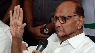 Cooperative bank scam case: Sharad Pawar drops plan to visit ED office after meeting Mumbai CP