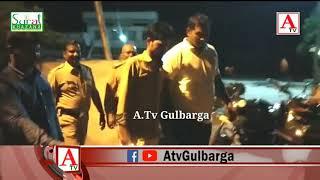 Bike Chor Arrested in Gulbarga 5 Bike Zabat A.Tv News 27-9-2019