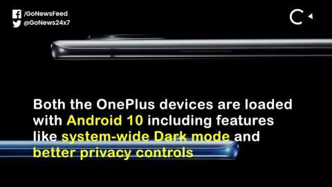 आपके पसंदीदा फोन OnePlus का नया वर्ज़न OnePlus 7T और OnePlus 7T Pro भारत में लॉंच