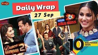 Housefull 4 Trailer Out, Salman At Dance Deewane 2 Finale, Hina Khan On Bigg Boss 13 | Top 10 News