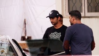 Sushant Singh Rajput Spotted At Sunny Super Sound Juhu