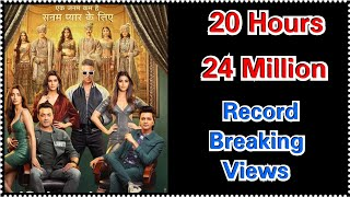 Housefull 4 Trailer Record Breaking Views In 20 Hours, Will Cross 1 Million Likes In 24 Hours