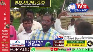 Unfair to dairy farmers in Karnool district Dairy farmers who landed in Dharna