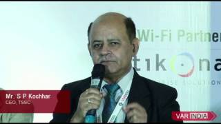 S P Kochhar, CEO, TSSC at Digital India Conclave 2015