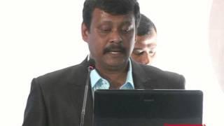 Deepak Sahu , Publisher VARINDIA at EIITF 2015,Kolkata