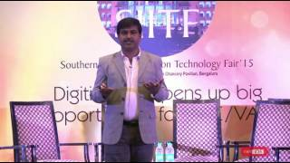 IoT is going to have a great effect on this world: Shri Syam Madanapalli at SIITF-2015