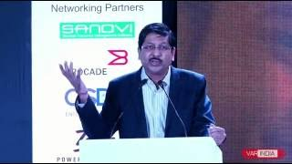 How corporates can play a role in CSR for the benefit of the NGOs : Shrikant Sinha at IT Forum 2016