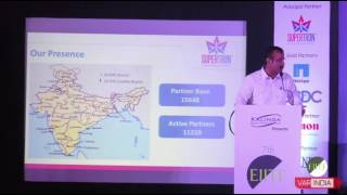 Customer satisfaction through quality and reliability of our services : Chandrashekara H. G