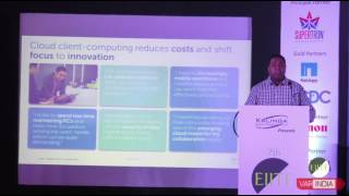 Cloud Client Computing reduces costs and shift focus to innovation : Shamik Roy