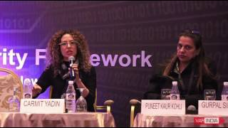 Carmit Yadin, CISO and Director of Cyber Division, Vital Intelligence Group, Israel
