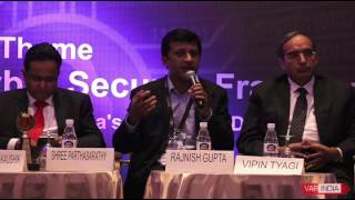 Rajnish Gupta, Sales Director, RSA India