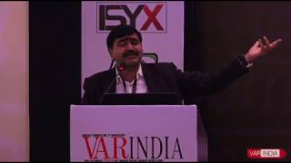 Triveni Singh, ASP Cyber Crime, STF, UP Police at Cyber Security India Conclave 2017