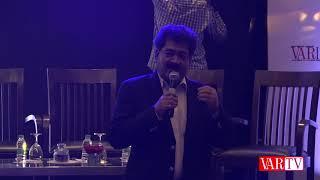 Champak Gujar, President, FAIITA at Industry Round Table-16th Star Nite Awards 2017