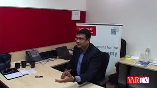 Amit Bishnoi, Senior Sales Director, Communication Global Business Unit, Oracle