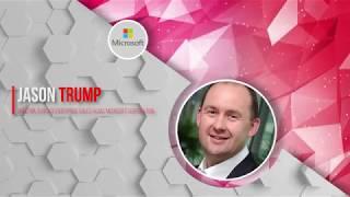Jason Trump, Director, Surface Enterprise Sales(Asia), Microsoft Corporation