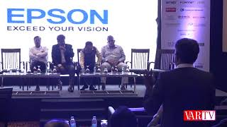 Gaurang Vyas, Past President, FITAG at Industry Round Table-16th Star Nite Awards 2017
