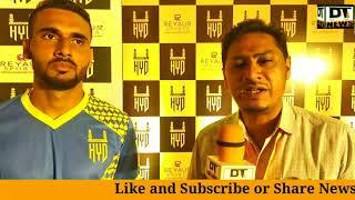 Hyderabad FC unveils Team Jersey for ISL Season 6 Team Jersey in Black & Yellow