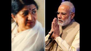 Mann Ki Baat: PM Modi wishes Lata Mangeshkar on her 90th birthday