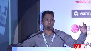 Rajeev Sreedhar, Director-Channels & Alliances(INDIA&SAARC)- McAfee