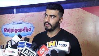Arjun Kapoor At 10th Jagran Film Festival 2019 | Full Video